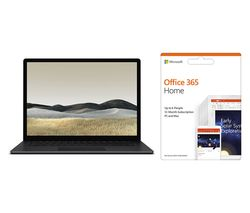 "MICROSOFT 15"" AMD Ryzen 5 Surface Laptop 3 & Office 365 Home Bundle - 1 year for 6 users"