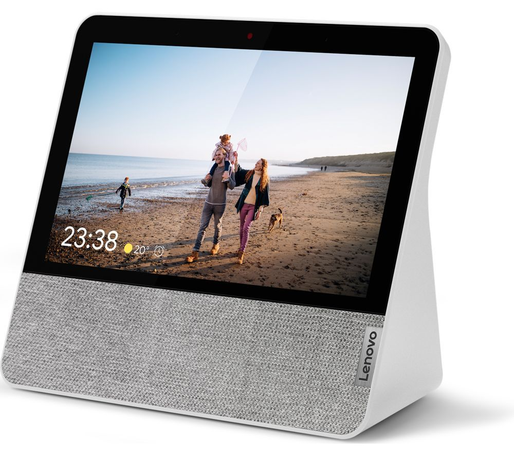 "LENOVO 7"" Smart Display with Google Assistant - Grey"