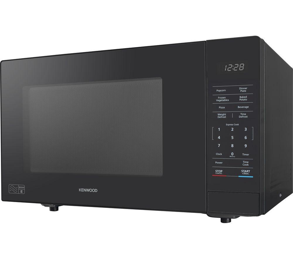 KENWOOD K25MB20 Solo Microwave - Black