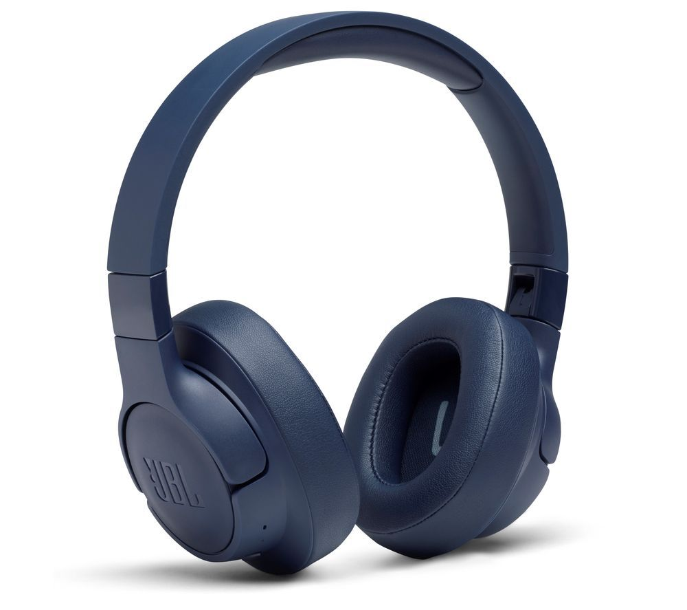 JBL Tune 700BT Wireless Bluetooth Headphones - Blue