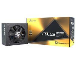 Focus GX-650 Modular PSU - 650 W
