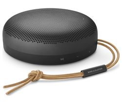 Image of BANG & OLUFSEN Beoplay A1 2nd Generation Portable Bluetooth Speaker - Anthracite Black