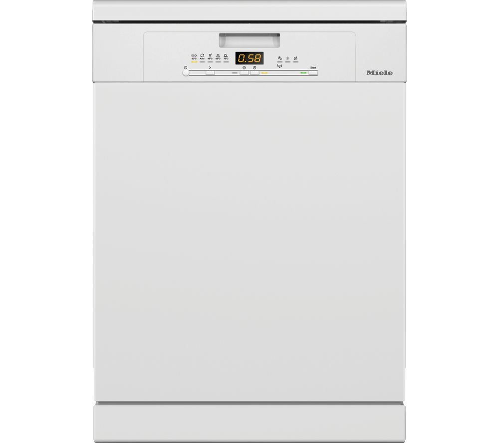 MIELE G5000SC Full-size Dishwasher - White