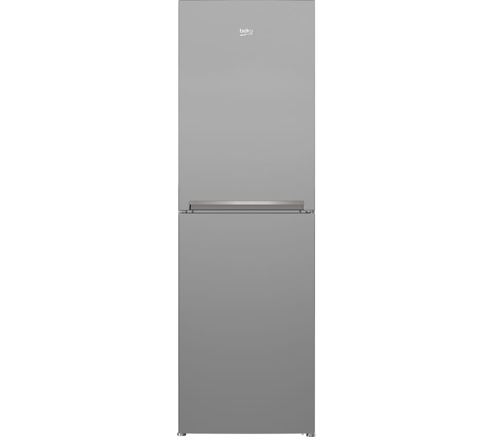 BEKO CXFG3691S 50/50 Fridge Freezer - Silver