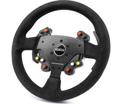 Sparco R383 Mod Rally Wheel Add-On - Black