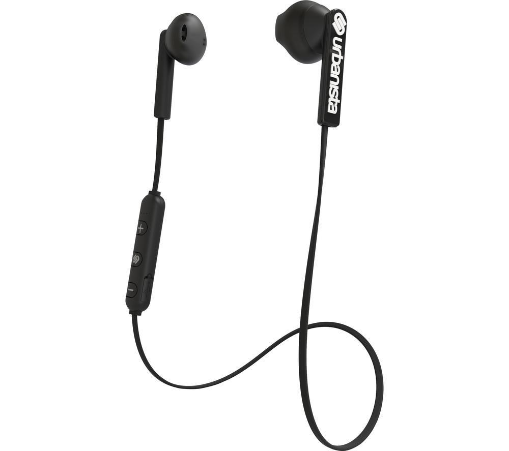 URBANISTA Berlin Wireless Bluetooth Earphones - Dark Clown