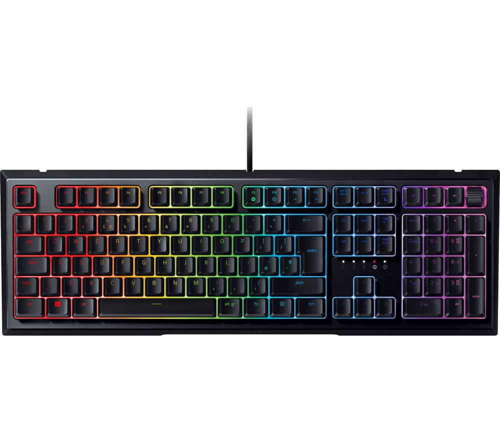 RAZER Ornata V2 Gaming Keyboard - Black