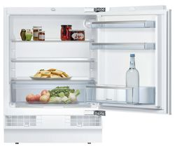 K4316XFF0G Integrated Undercounter Fridge - Fixed Hinge