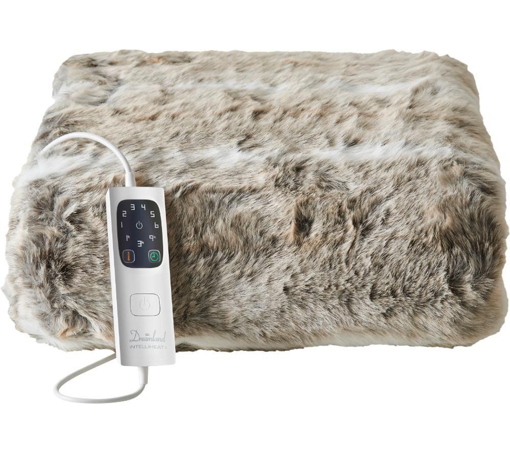 DREAMLAND Alaskan Husky 16710 Electric Blanket - Single