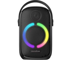 Rave Neo Portable Bluetooth Party Speaker - Black