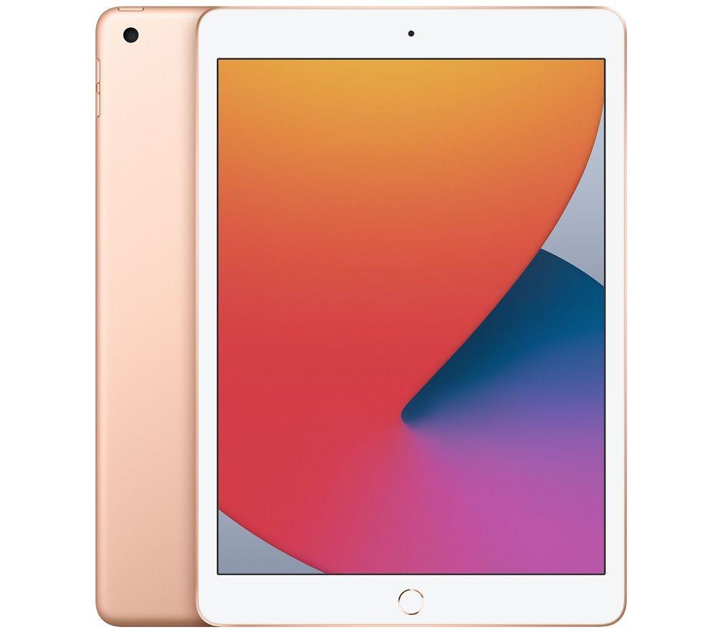 "APPLE 10.2"" iPad (2020) - 128 GB, Gold"