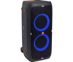 Partybox 310 Bluetooth Megasound Party Speaker - Black