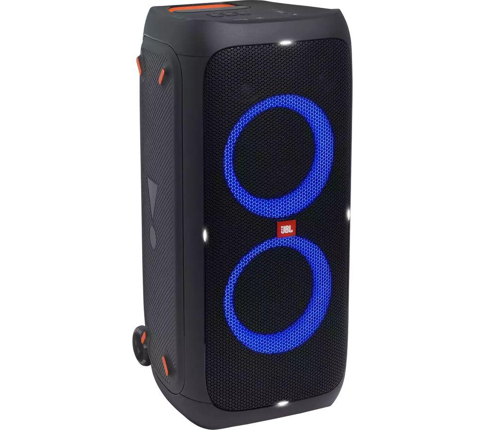 JBL Partybox 310 Bluetooth Megasound Party Speaker - Black