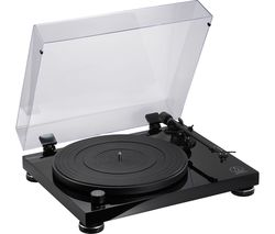 AT-LPW50 Belt Drive Turntable - Black