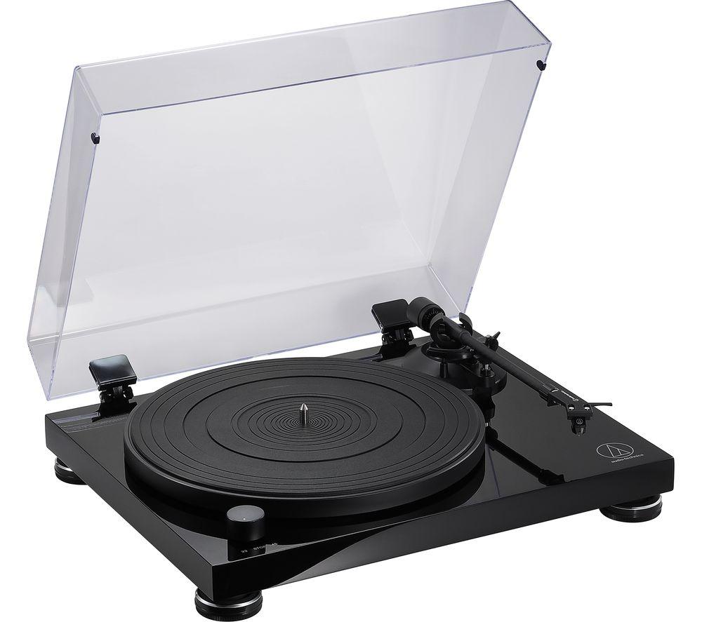 AUDIO TECHNICA AT-LPW50 Belt Drive Turntable - Black