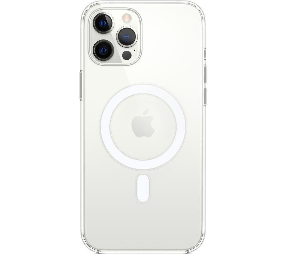 APPLE iPhone 12 Pro Max Clear Case with MagSafe - Clear