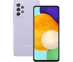 Galaxy A52 5G - 128 GB, Awesome Violet