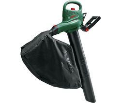UniversalGardenTidy 3000 Garden Vacuum & Leaf Blower - Black & Green