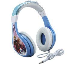 Frozen FR-140 Kids Headphones - Blue & White