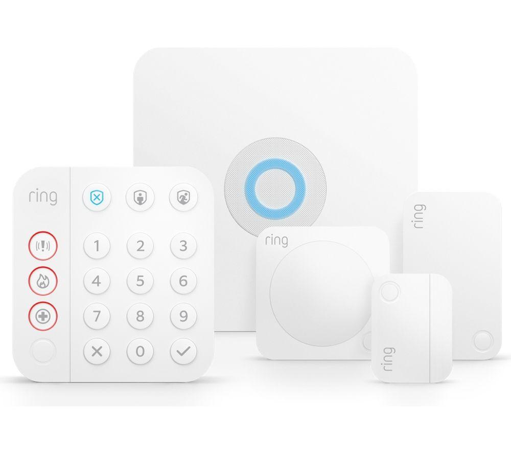 RING Alarm (2nd gen) 5 Piece Security Kit