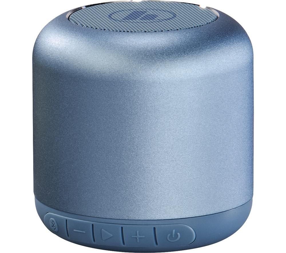 HAMA Drum 2.0 Portable Bluetooth Speaker - Light Blue