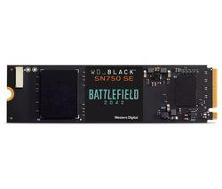 _BLACK SN750 SE Battlefield 2042 Edition PCIe M.2 Internal SSD - 500 GB