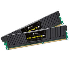 CORSAIR Vengeance DDR3 1600 MHz PC RAM - 4 GB x 2