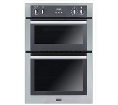 STOVES SEB900MFS Electric Double Oven - Stainless Steel