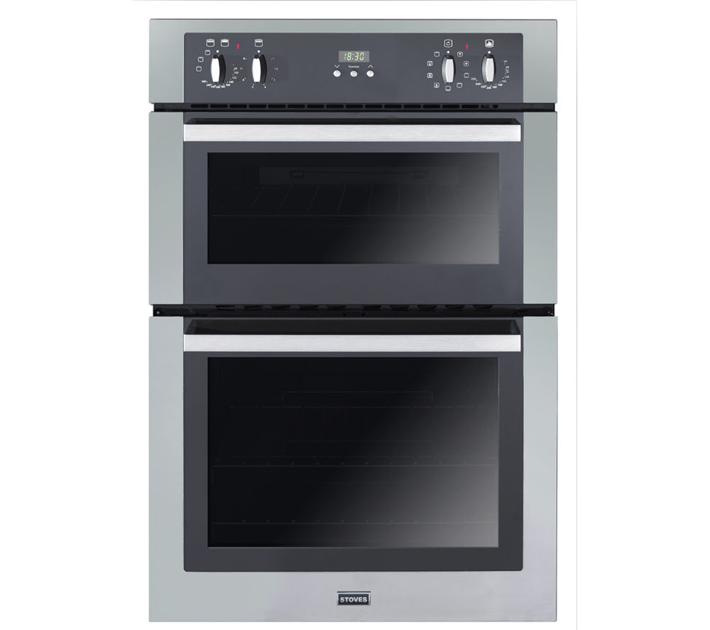 Electric Kitchen Stoves And Ovens ~ Buy stoves seb mfs electric double oven stainless