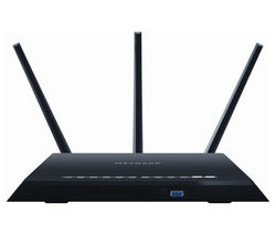Nighthawk R7000 WiFi Cable & Fibre Router - AC 1900, Dual-band