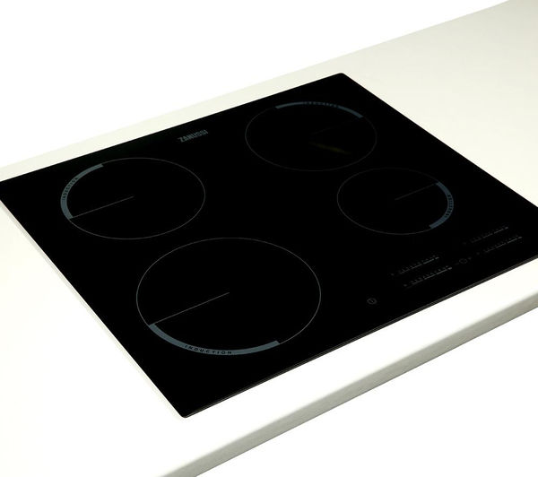 ZANUSSI ZEI6740BBA Electric Induction Hob - Black