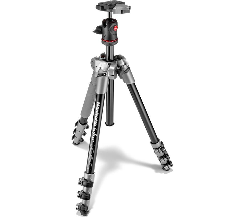 MANFROTTO MKBFRA4D-BH Befree Tripod - Grey