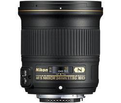 AF-S NIKKOR 24 mm f/1.8G ED Wide-angle Prime Lens