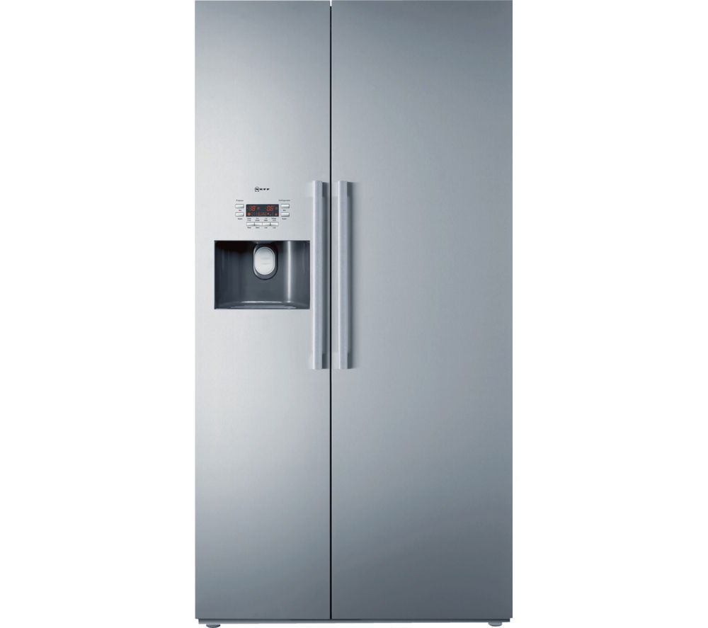 buy neff series 5 k3990x7gb american style fridge freezer. Black Bedroom Furniture Sets. Home Design Ideas