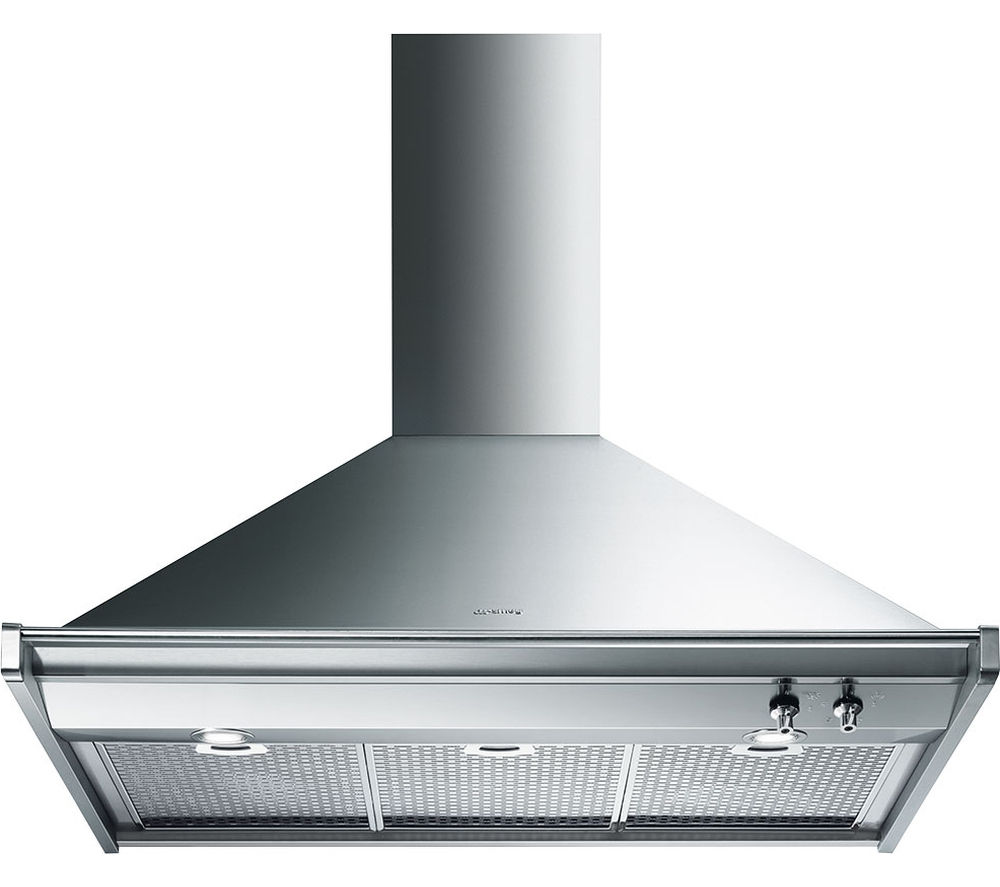 Compare prices for Smeg Opera KD90XE Chimney Cooker Hood Stainless Steel