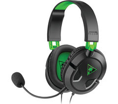 Ear Force Recon 50X Gaming Headset - Black & Green