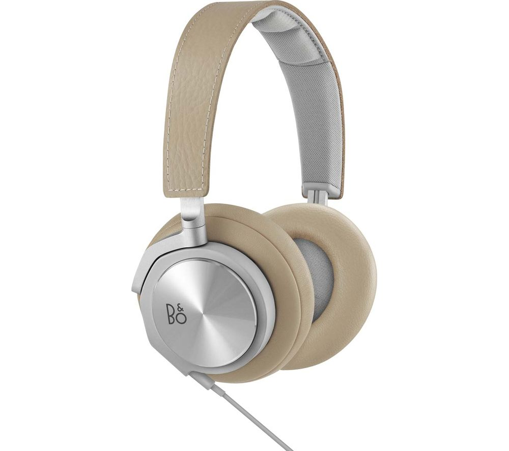 Image of Bang & Olufsen BANG & OLUFSEN Beoplay H6 Natural Headphones - Natural Leather