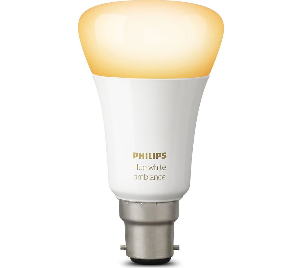 PHILIPS Hue Ambience Wireless Bulb - B22