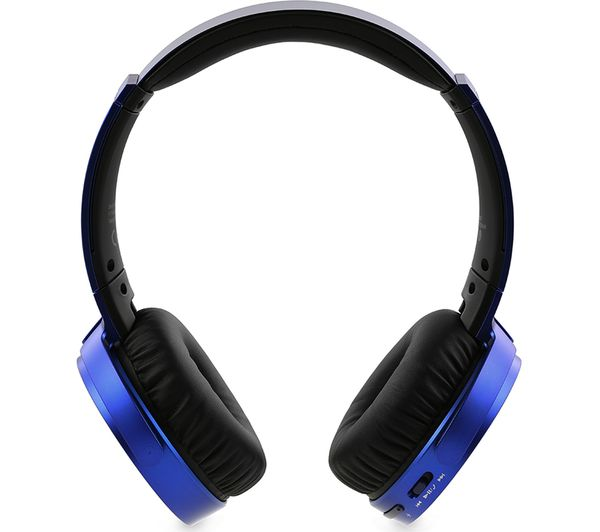 SONY MDR-XB650BTL EXTRA BASS Wireless Bluetooth Headphones - Blue