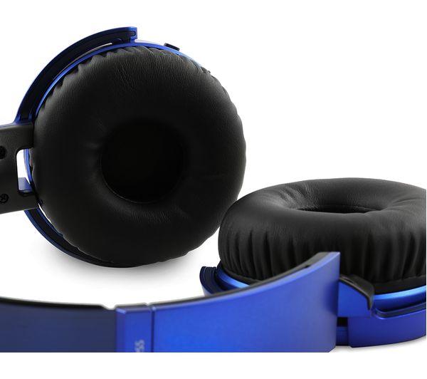 eafd7f0ba43 Buy SONY MDR-XB650BTL EXTRA BASS Wireless Bluetooth Headphones ...
