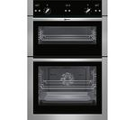 NEFF U15E52N5GB Electric Double Oven - Stainless Steel