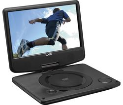 LOGIK L9SPDVD16 Portable DVD Player - Black
