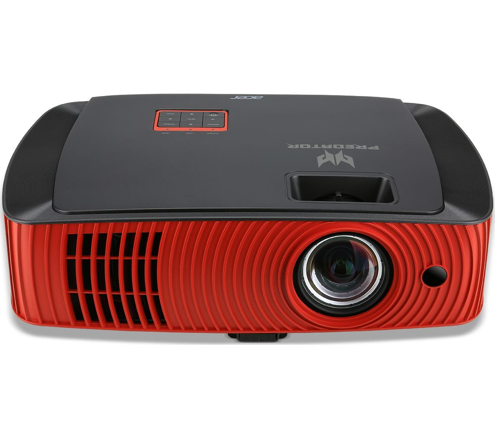 Acer predator z650 full hd gaming projector deals pc world for Hd projector reviews