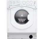 HOTPOINT BHWD1491 Integrated Washer Dryer