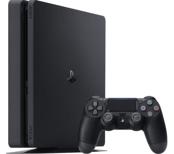 Image of SONY PlayStation 4 Slim - 1 TB