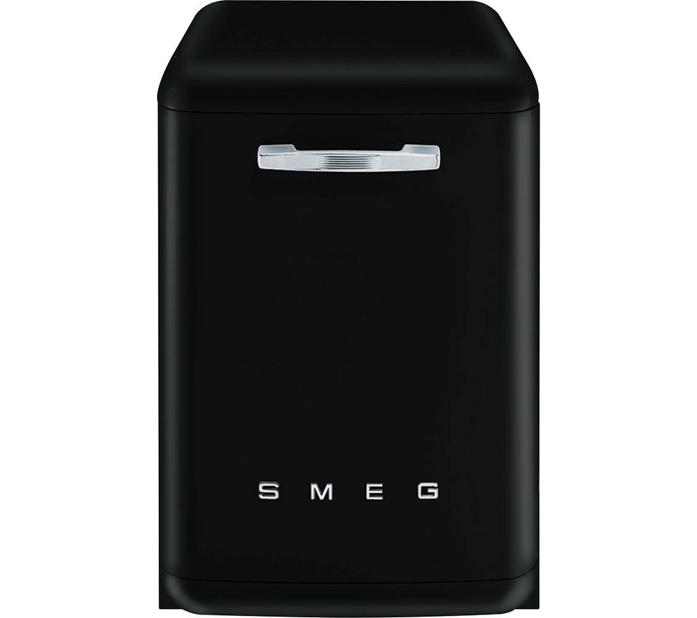 SMEG DF6FABBL Full-size Dishwasher - Black