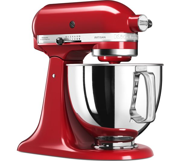 Buy Kitchenaid Artisan 5ksm125ber Stand Mixer Empire Red