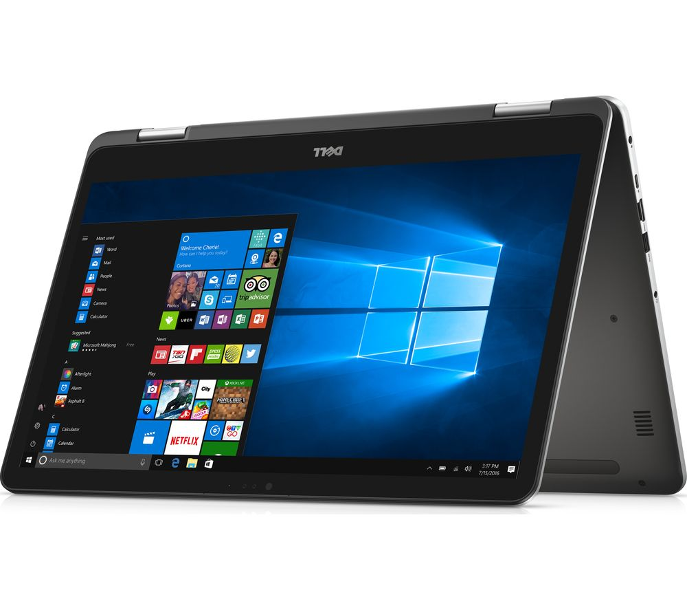 DELL Inspiron 13 5000 2 in 1 - Silver + Office 365 Personal