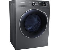 SAMSUNG ecobubble WD80J5410AX/EU 8 kg Washer Dryer - Graphite