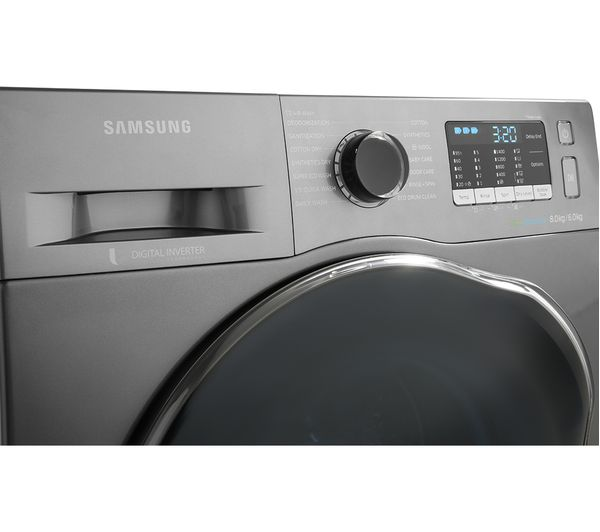 samsung ecobubble washer dryer instructions